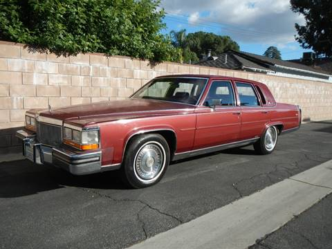 1989 Cadillac Brougham for sale in Los Angeles, CA