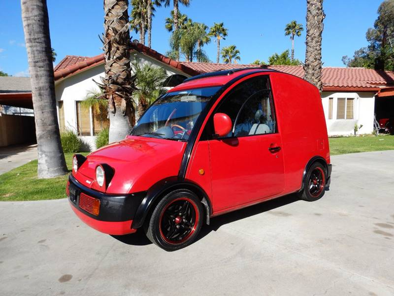 1989 Nissan Van for sale at California Cadillac & Collectibles in Los Angeles CA