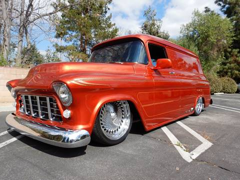 1956 Chevrolet Chevy Van Classic For Sale In Los Angeles CA