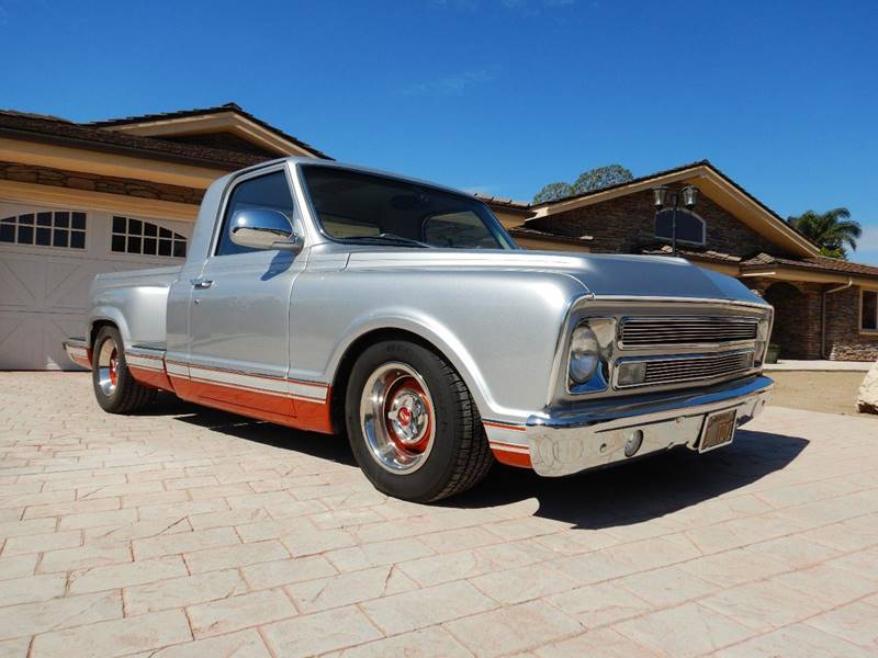 1972 Gmc C K 1500 Series Pro Touring In Los Angeles Ca