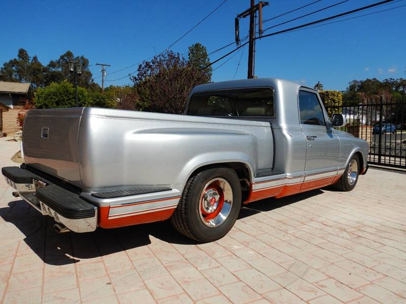 1972 GMC C/K 1500 Series Pro Touring - Los Angeles CA