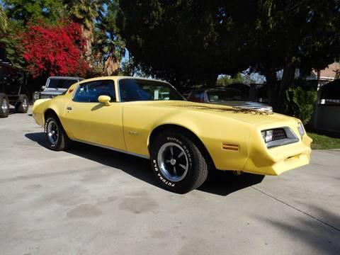 1978 Pontiac Firebird for sale in Los Angeles, CA