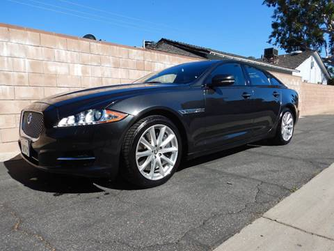 2012 Jaguar XJ For Sale In Los Angeles, CA