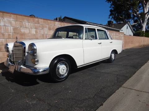 1967 Mercedes-Benz 240-Class for sale at California Cadillac & Collectibles in Los Angeles CA