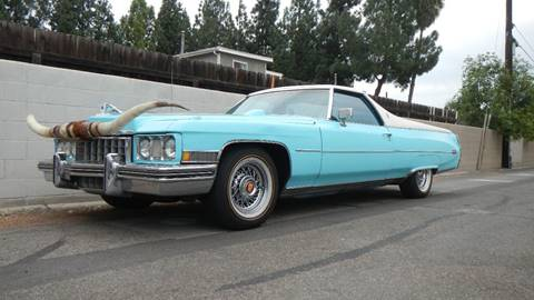 1973 Cadillac Deville For Sale Carsforsale Com