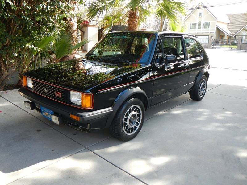 1984 Volkswagen GTI 3
