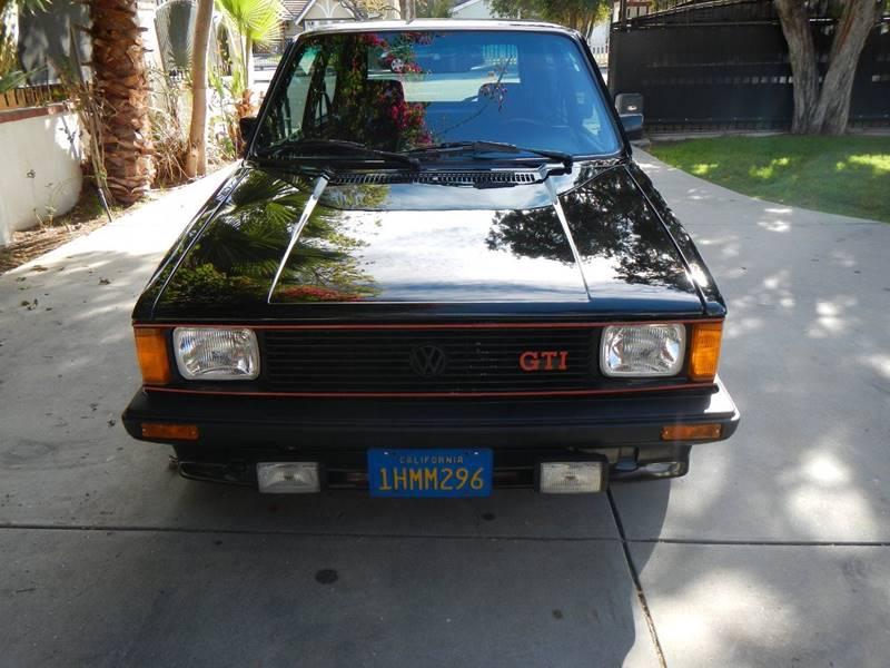 1984 Volkswagen GTI 4
