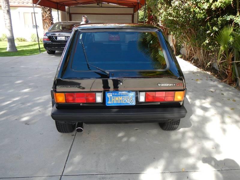 1984 Volkswagen GTI 5