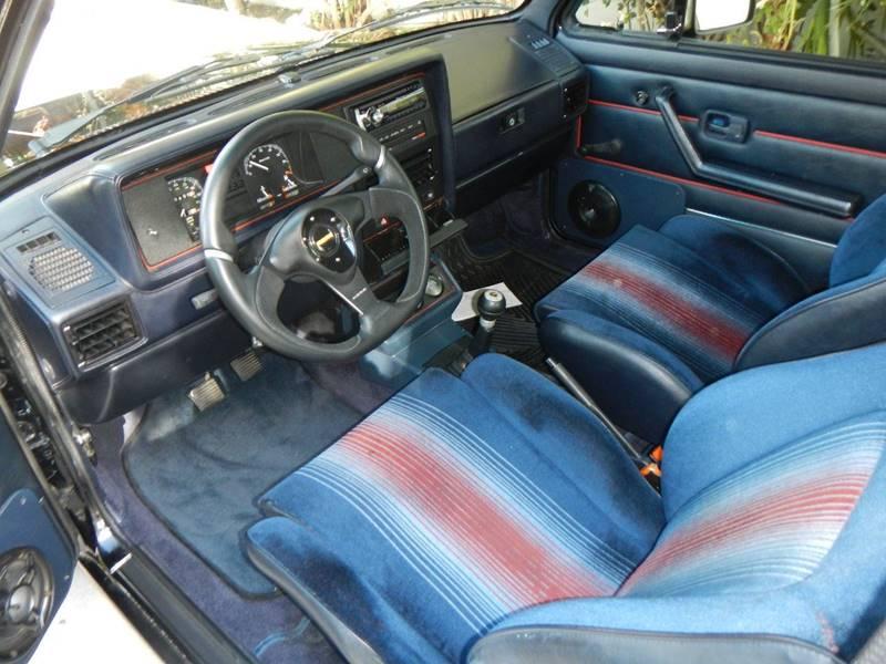 1984 Volkswagen GTI 6