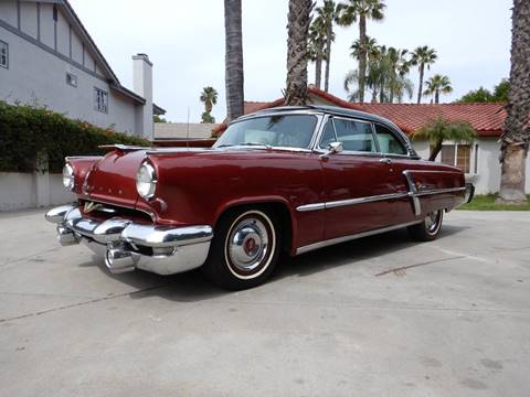 1953 Lincoln Capri For Sale In Los Angeles Ca