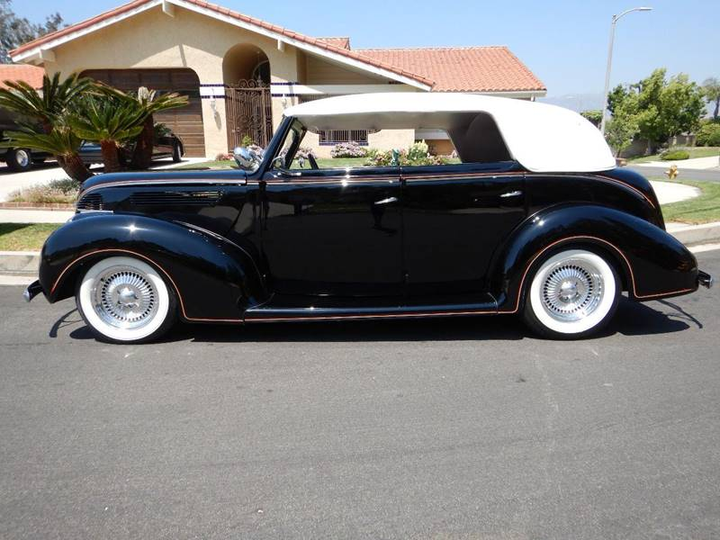 1938 Ford Cabriolet 5