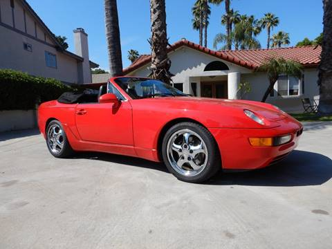 1993 Porsche 968 for sale in Los Angeles, CA