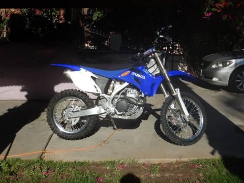 2011 Yamaha 450WR