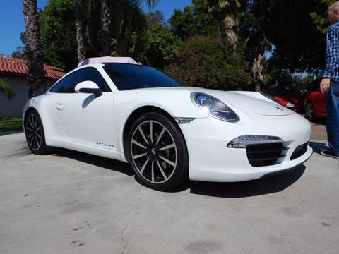 2013 Porsche 911 for sale in Los Angeles, CA