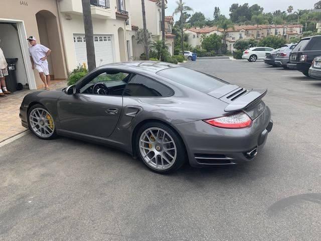 2013 Porsche 911 AWD Turbo S 2dr Coupe - Los Angeles CA