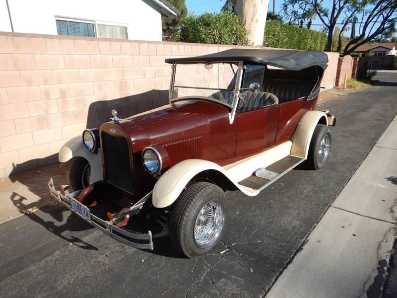 1926 Chevrolet Street Rod 1