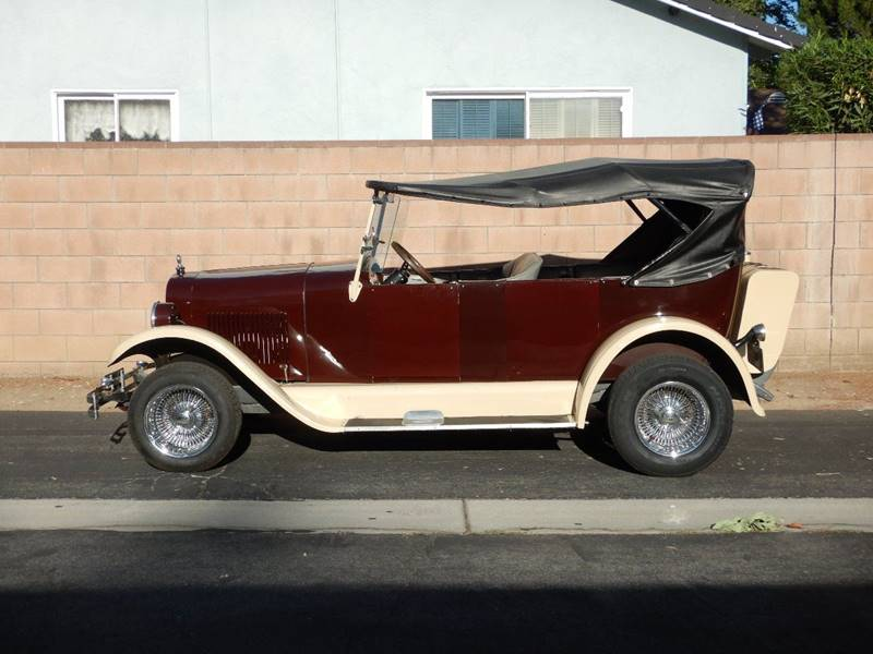 1926 Chevrolet Street Rod 2