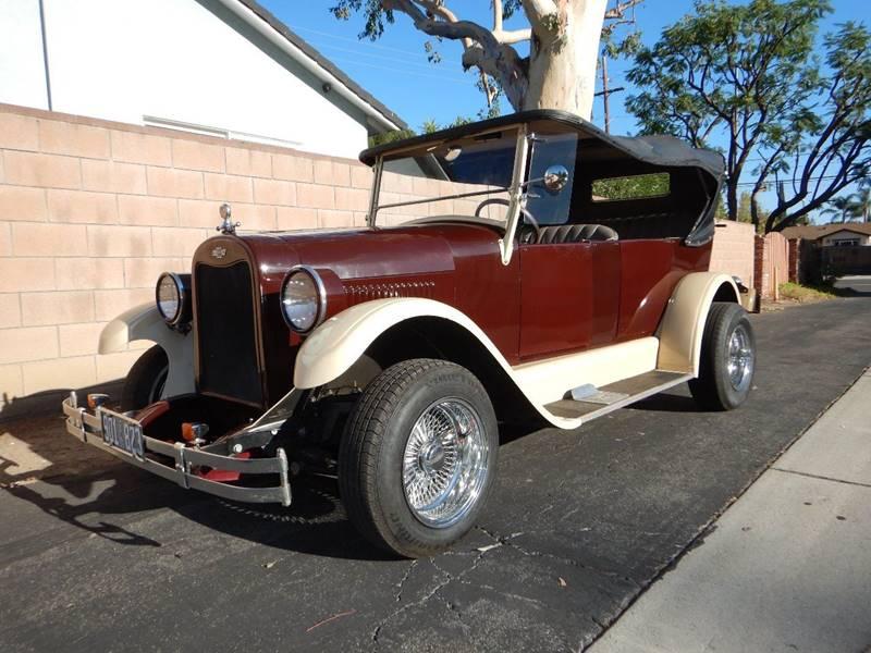 1926 Chevrolet Street Rod 3