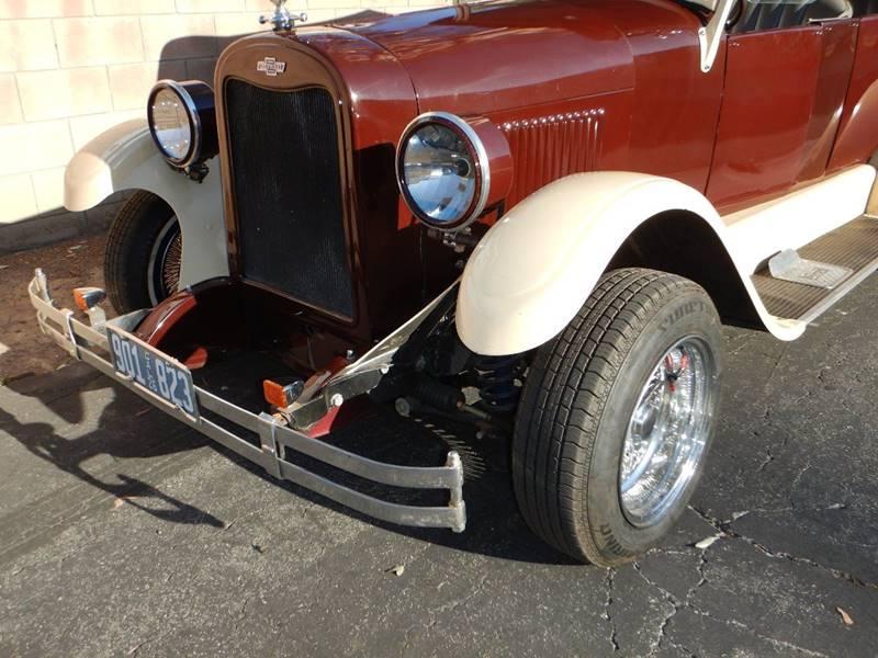 1926 Chevrolet Street Rod 6