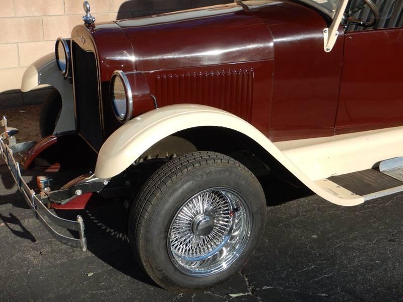 1926 Chevrolet Street Rod 7