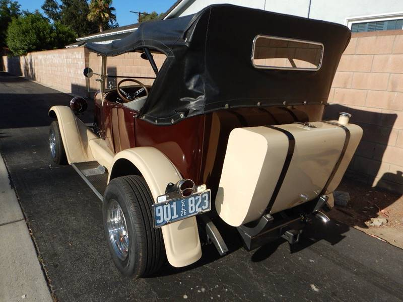 1926 Chevrolet Street Rod 12
