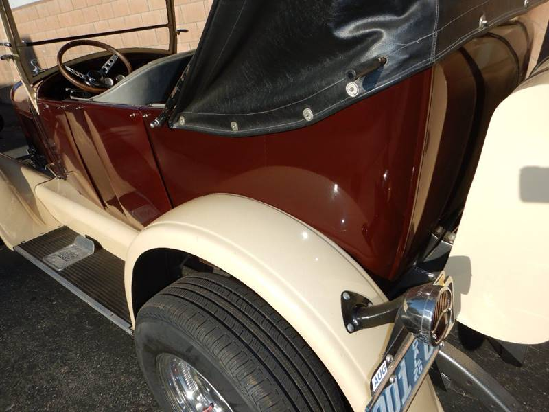 1926 Chevrolet Street Rod 17
