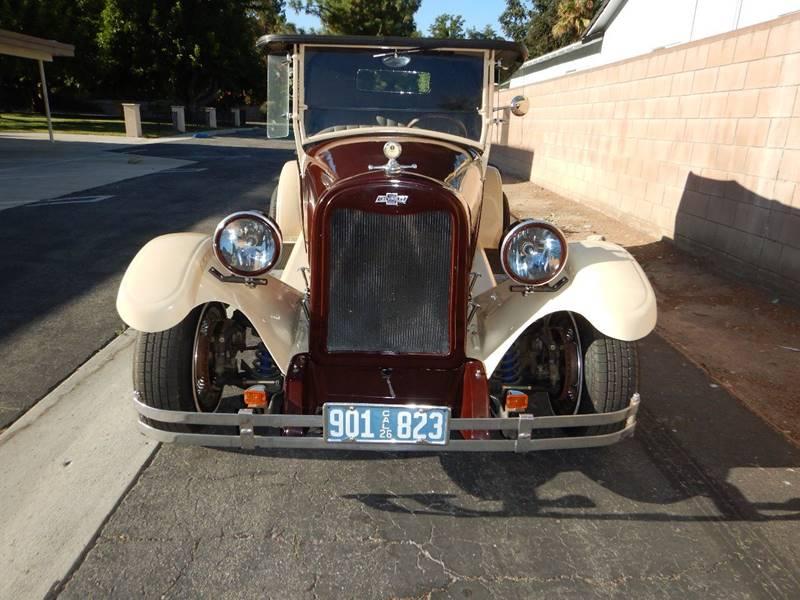 1926 Chevrolet Street Rod 22