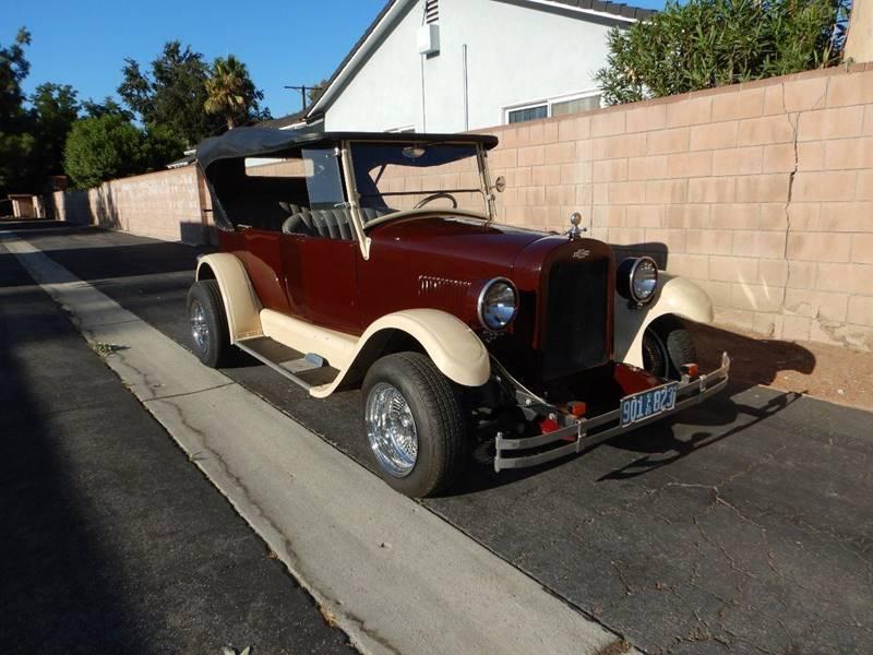 1926 Chevrolet Street Rod 23