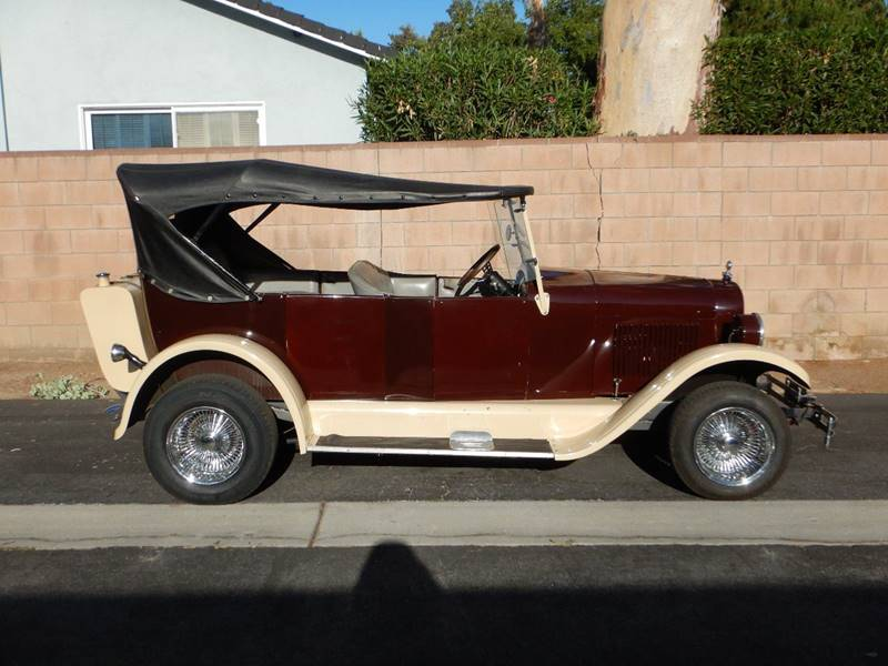 1926 Chevrolet Street Rod 24