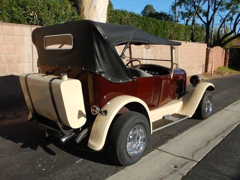 1926 Chevrolet Street Rod 25