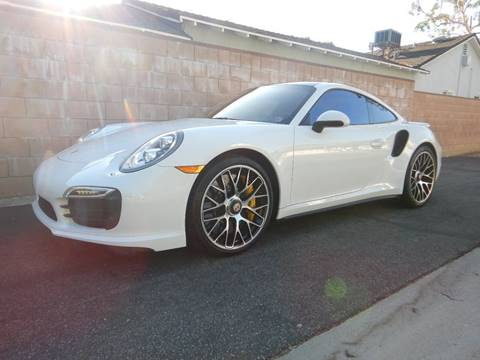 2016 Porsche 911 for sale in Los Angeles, CA