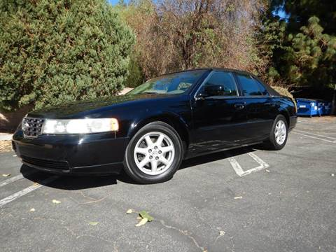 2002 Cadillac Seville for sale in Los Angeles, CA