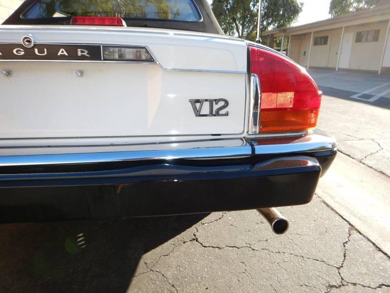 1990 Jaguar XJ-Series 19