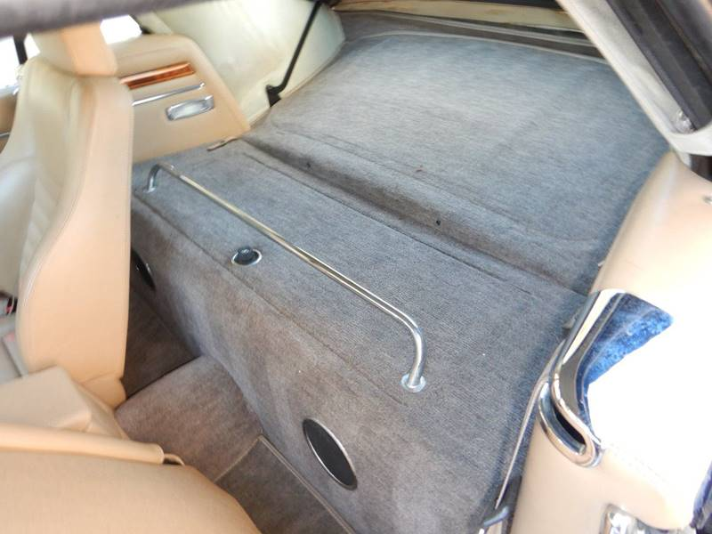 1990 Jaguar XJ-Series 41