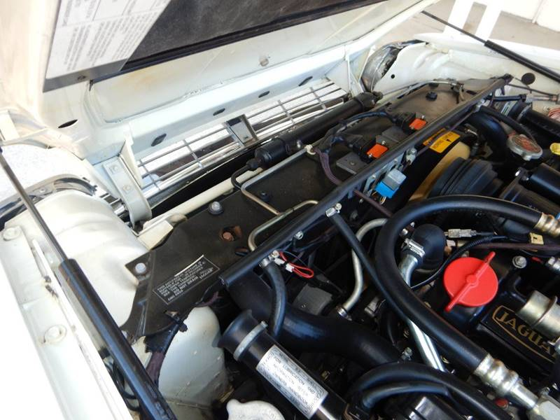 1990 Jaguar XJ-Series 59