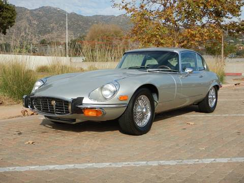 1973 Jaguar XK-Series