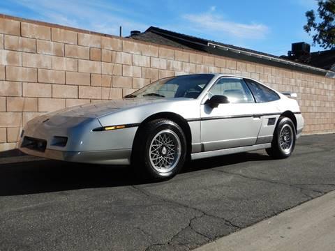 1987 Pontiac Fiero for sale in Los Angeles, CA