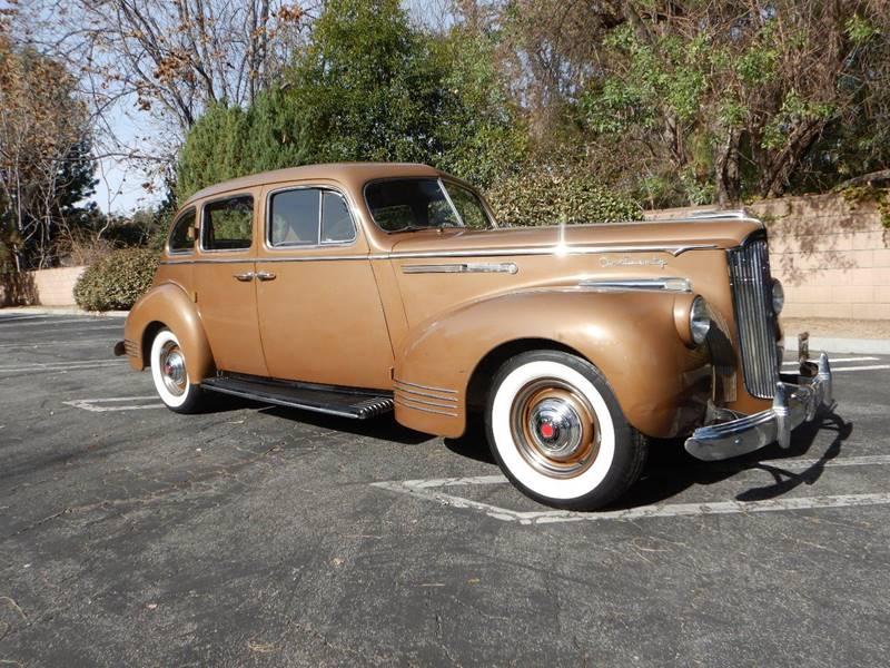 1941 Packard 120 Sedan 1