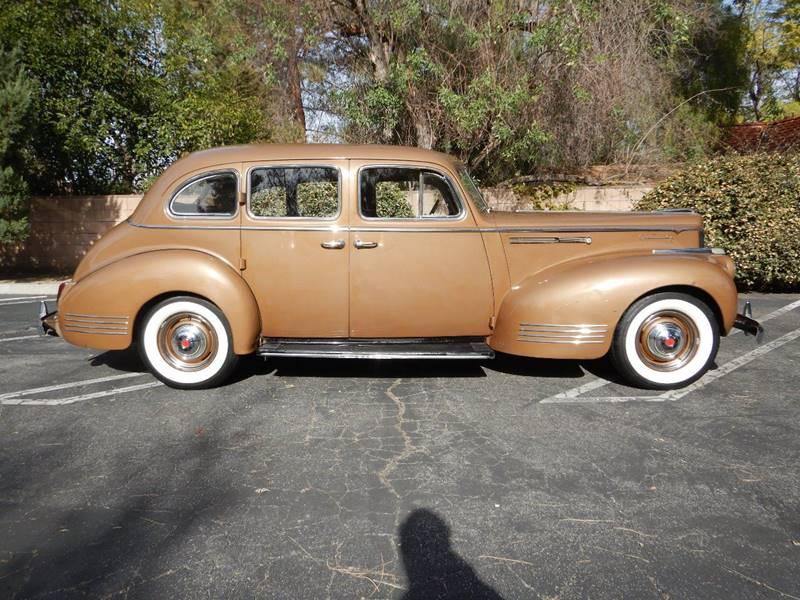 1941 Packard 120 Sedan 2
