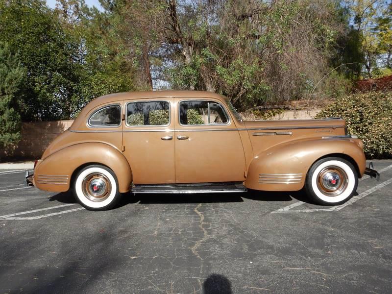 1941 Packard 120 Sedan 3
