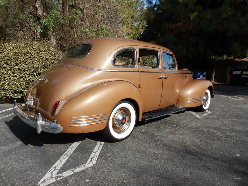 1941 Packard 120 Sedan 4