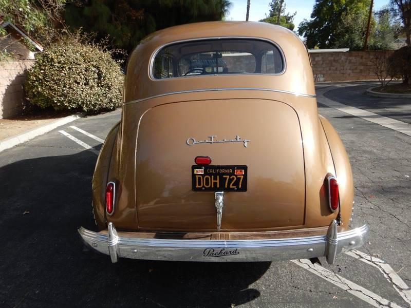 1941 Packard 120 Sedan 5
