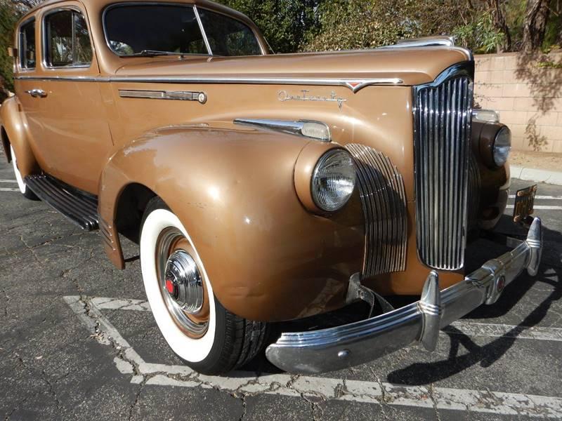 1941 Packard 120 Sedan 6