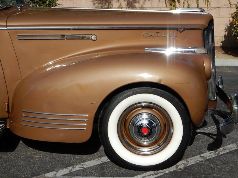1941 Packard 120 Sedan 7