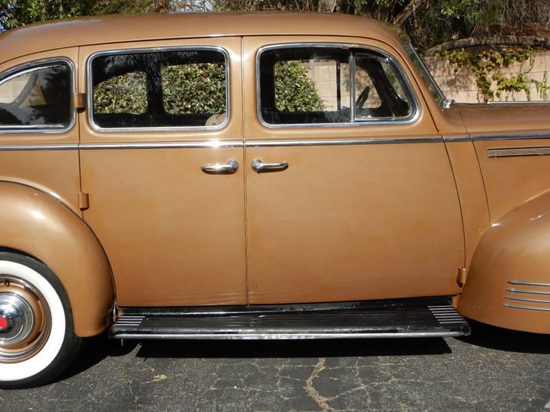 1941 Packard 120 Sedan 8
