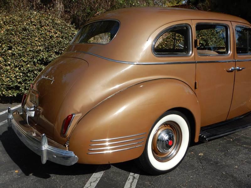 1941 Packard 120 Sedan 9