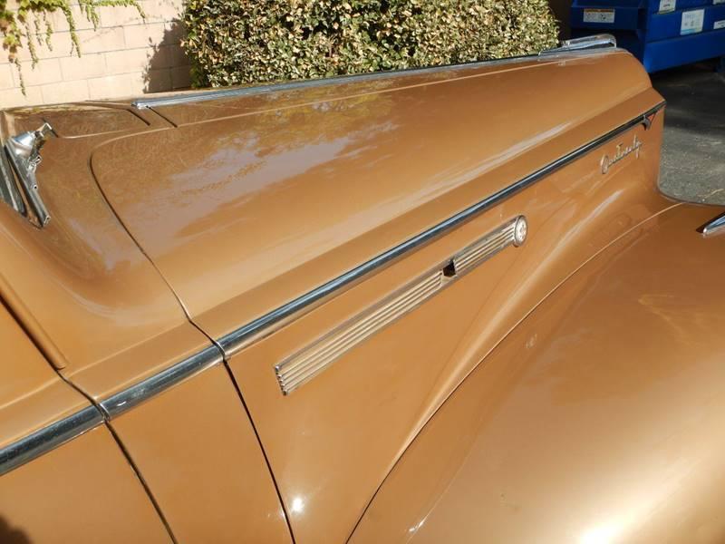 1941 Packard 120 Sedan 10