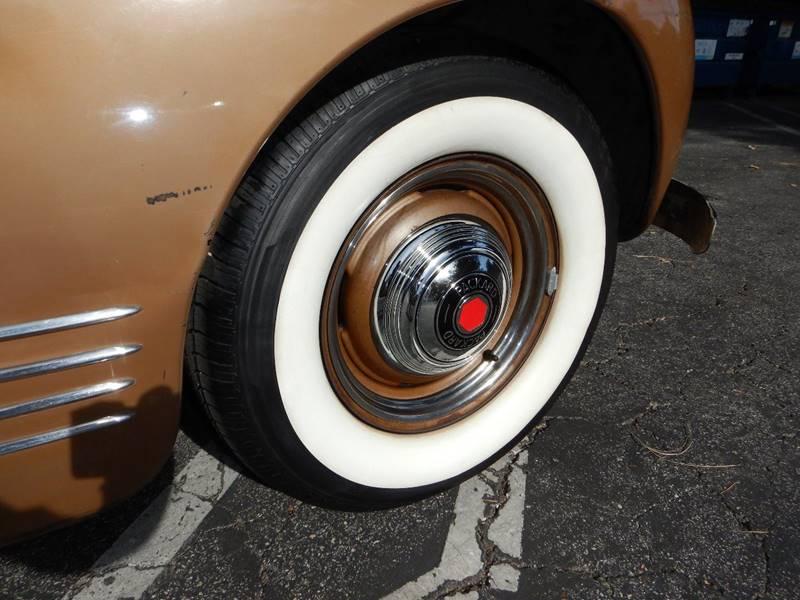 1941 Packard 120 Sedan 12