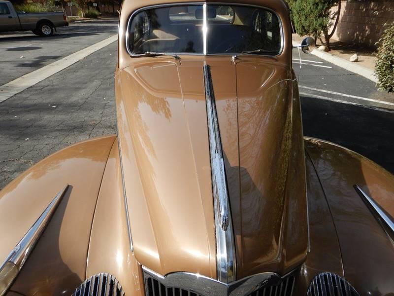 1941 Packard 120 Sedan 14