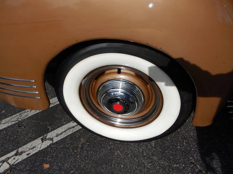 1941 Packard 120 Sedan 22